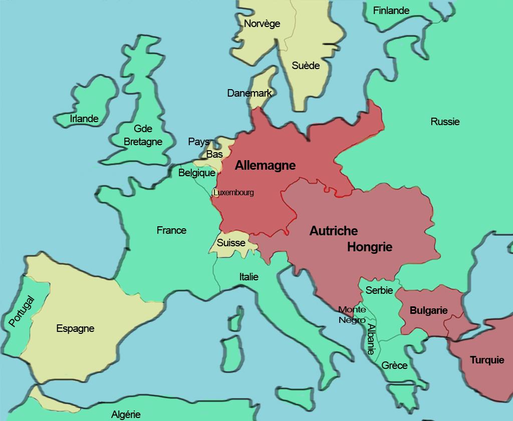 Allemagne1914