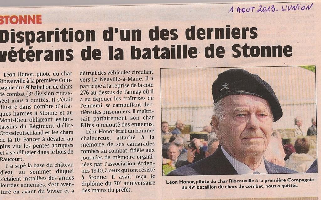 Léon Honor